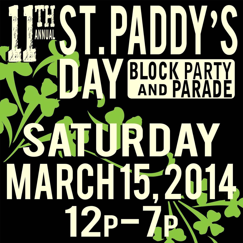 Park Circle St. Patrick's Day Block Party & Parade