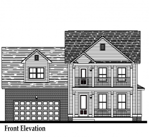 Oak Terrace Manor - Ashbrook Floor Plan