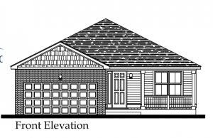 Oak Terrace Manor - Hillshire Floor Plan