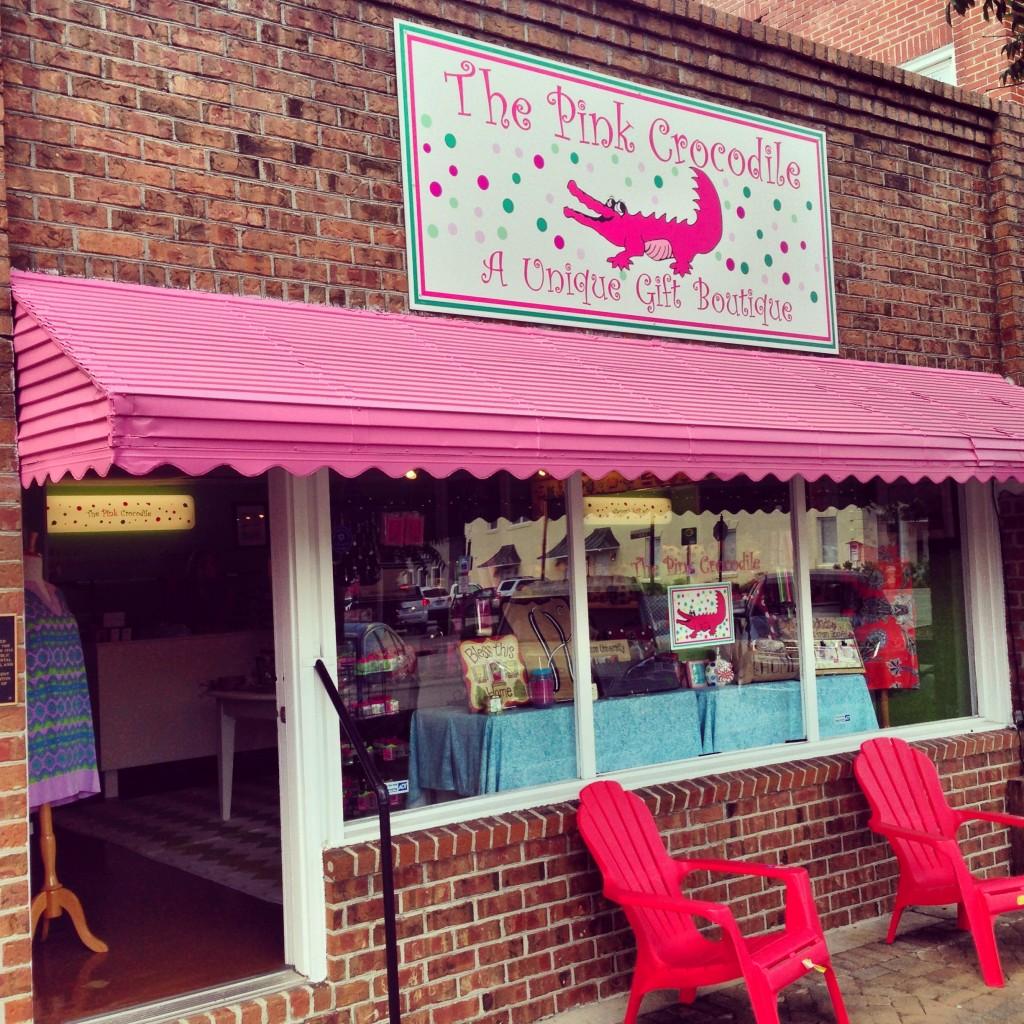 The Pink Crocodile - Park Circle, North Charleston, SC