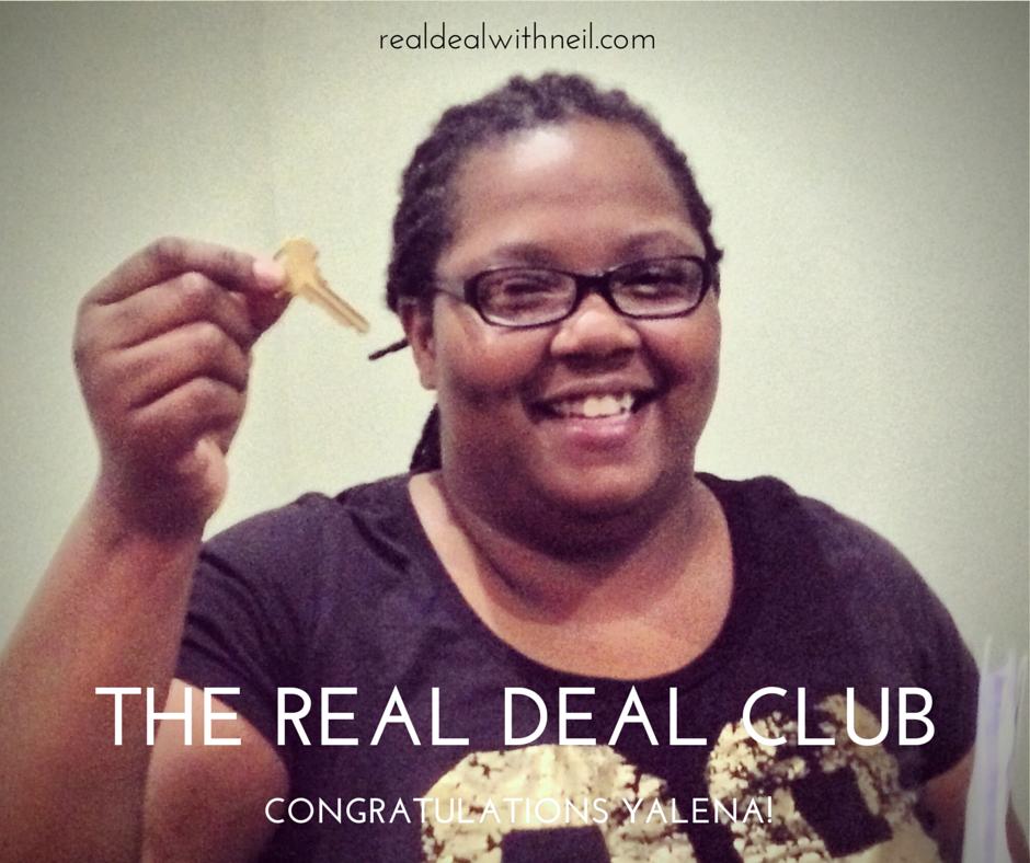 Real Deal Club - Yalena