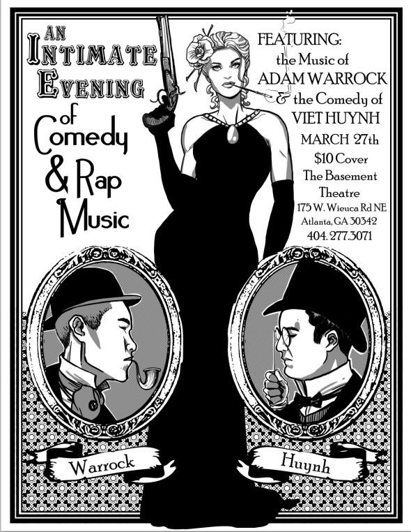 Alex Smith - An intimate Evening of Comedy and Rap