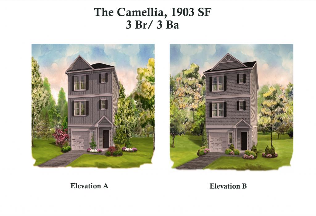 The Camellia - Hyde Park Village - Park Circle