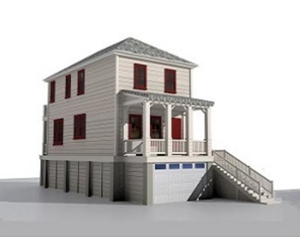 Seven Oaks Home Rendering
