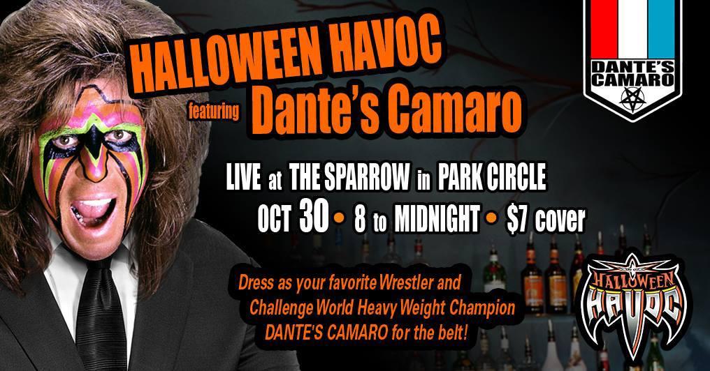 Halloween Havoc @ The Sparrow
