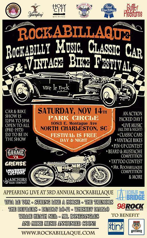 Rockabillaque - 3rd Annual