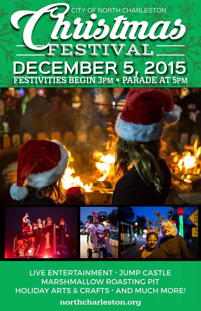 Christmas Festival - City of North Charleston