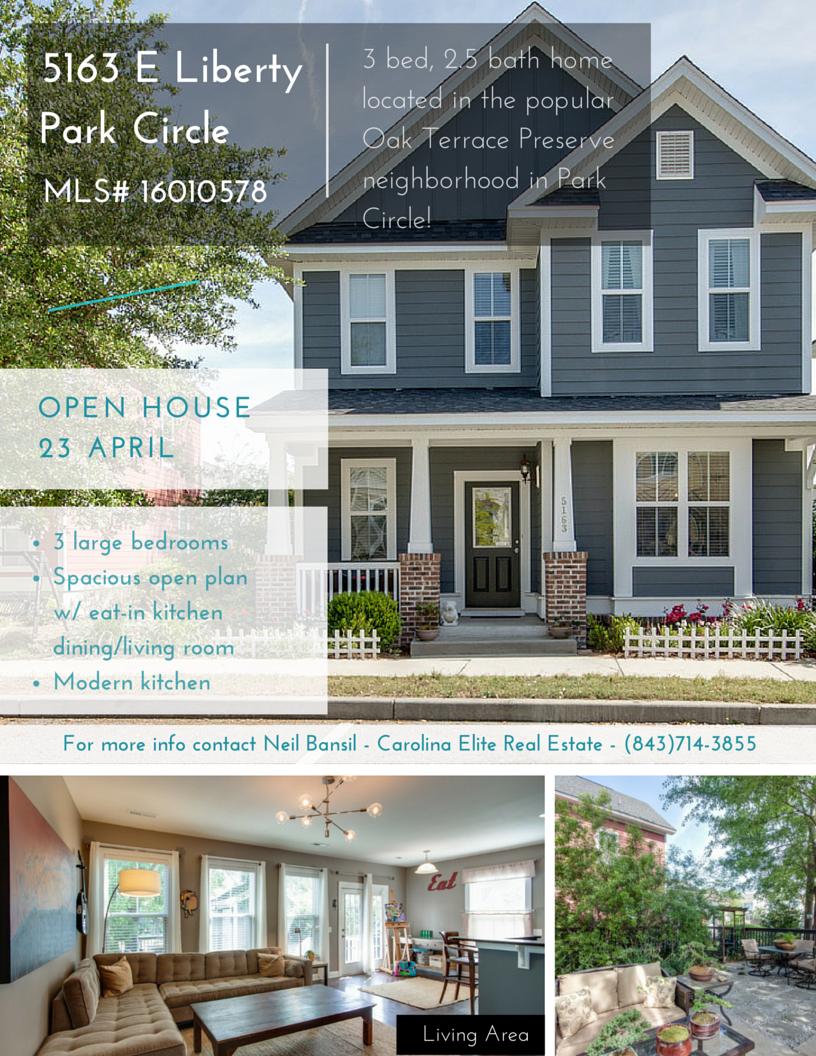 5163 E Liberty Park Circle - Oak Terrace Preserve Home for Sale