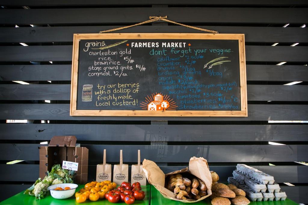 Mixson Farmers Market Kick-Off!