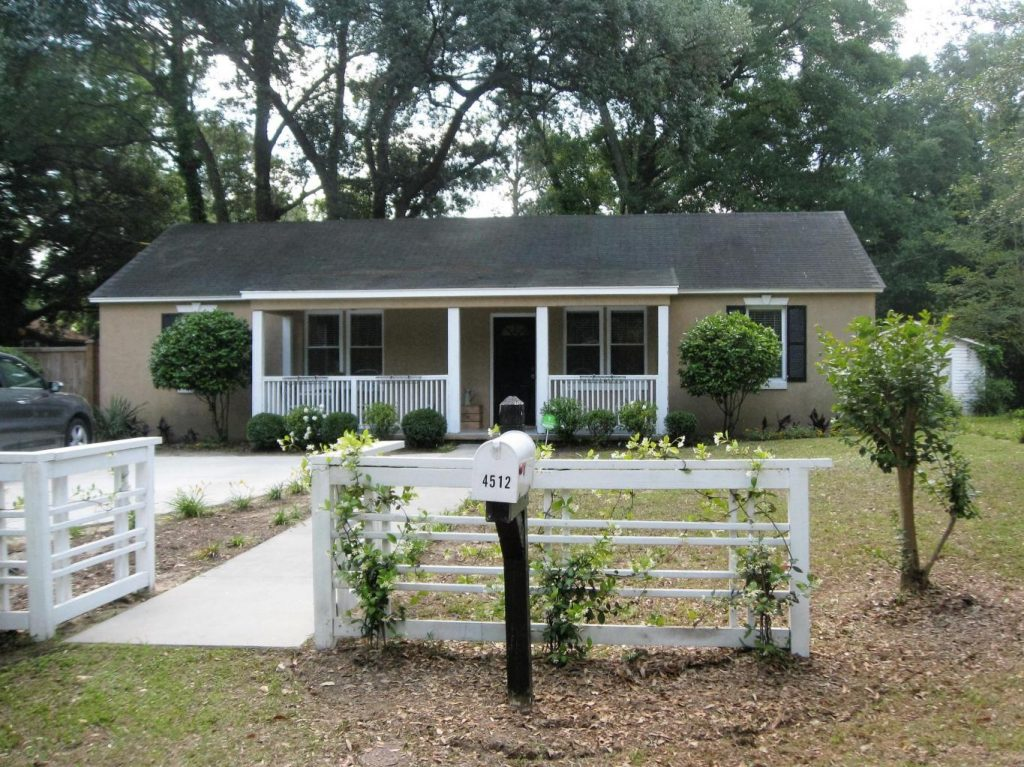 4512 Leesville Street - Park Circle Home for Sale