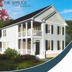 The Spruce - Charleston Landmark Builders - Oak Terrace Preserve Phase 3