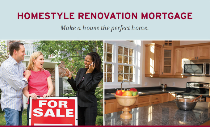 Homestyle Renovation Mortgage - First Citizens