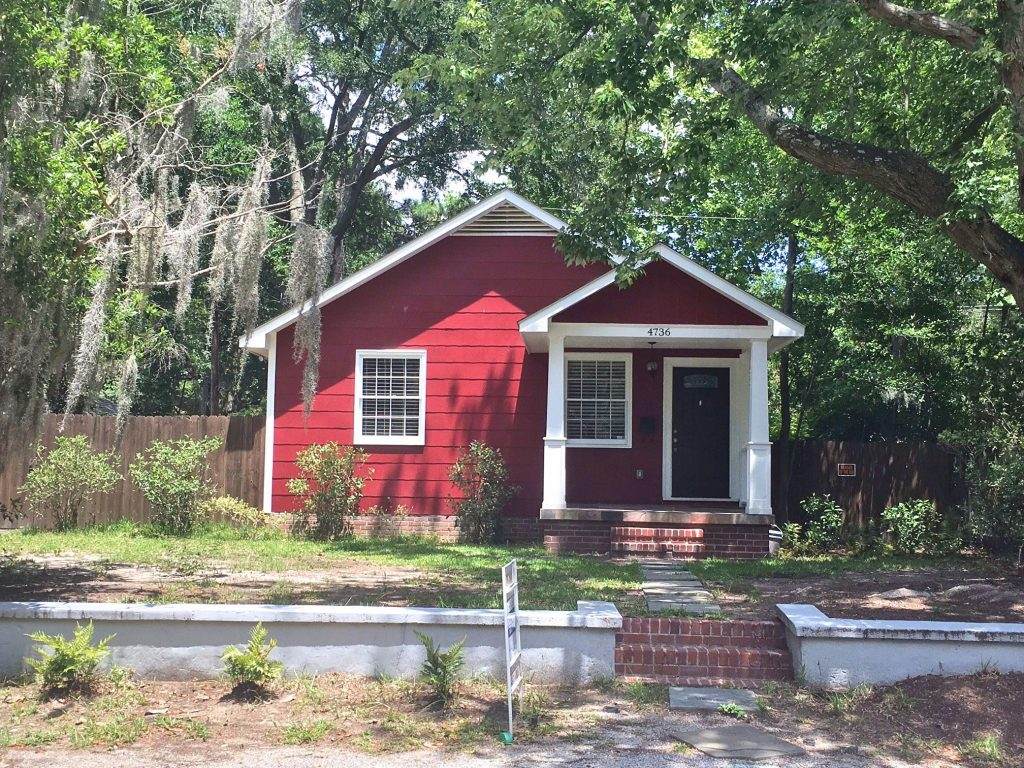 4736 Chesterfield Road - Park Circle Home for Sale
