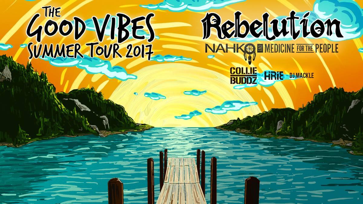 Good Vibes Summer Tour 2017