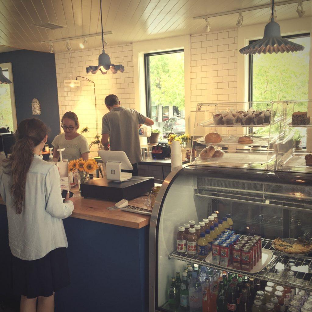 Orange Spot Coffee - Park Circle