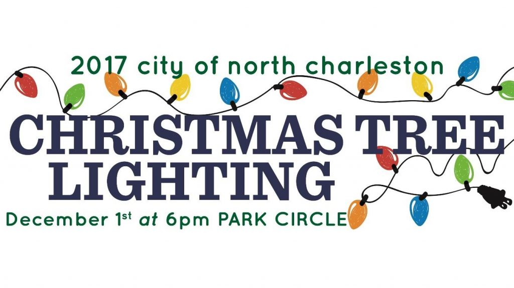 Christmas Tree Lighting - Park Circle - Real Deal with Neil