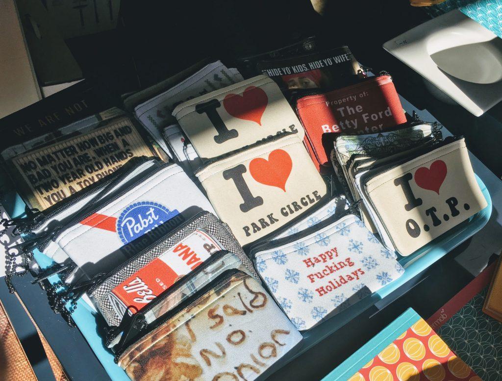 Iola Modern - I Love Park Circle - Gifts