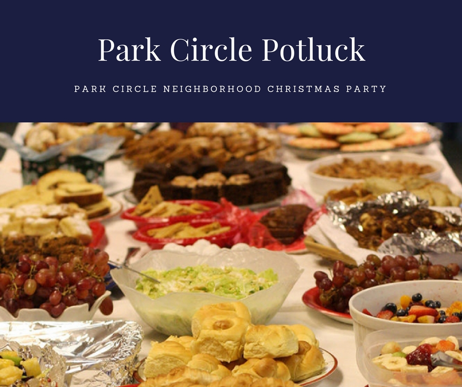 Park Circle Potluck - Real Deal with Neil