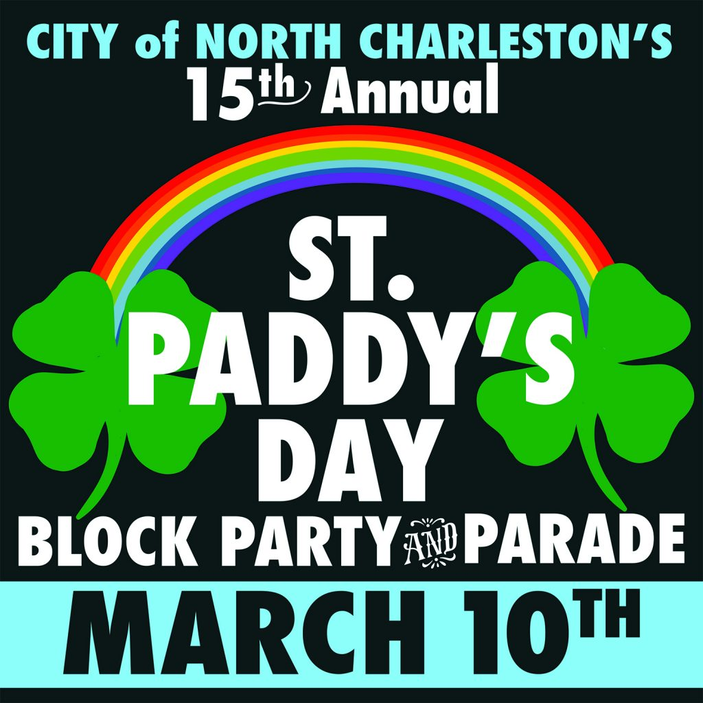 St. Paddys Day Block Party and Parade