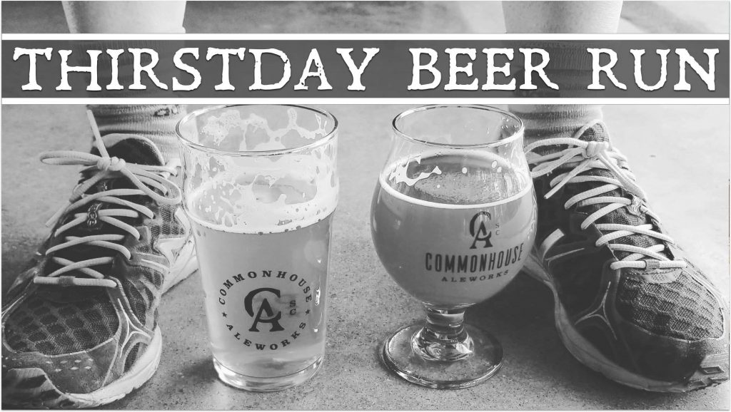 Thirstday Beer Run at the Commonhouse