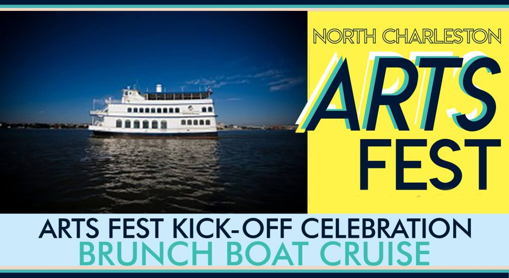 North Charleston Arts Fest - Brunch Boat Cruise