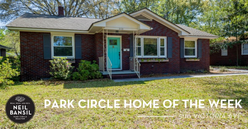 Park Circle House of the Week: 5110 Victoria Avenue - Real Deal with Neil