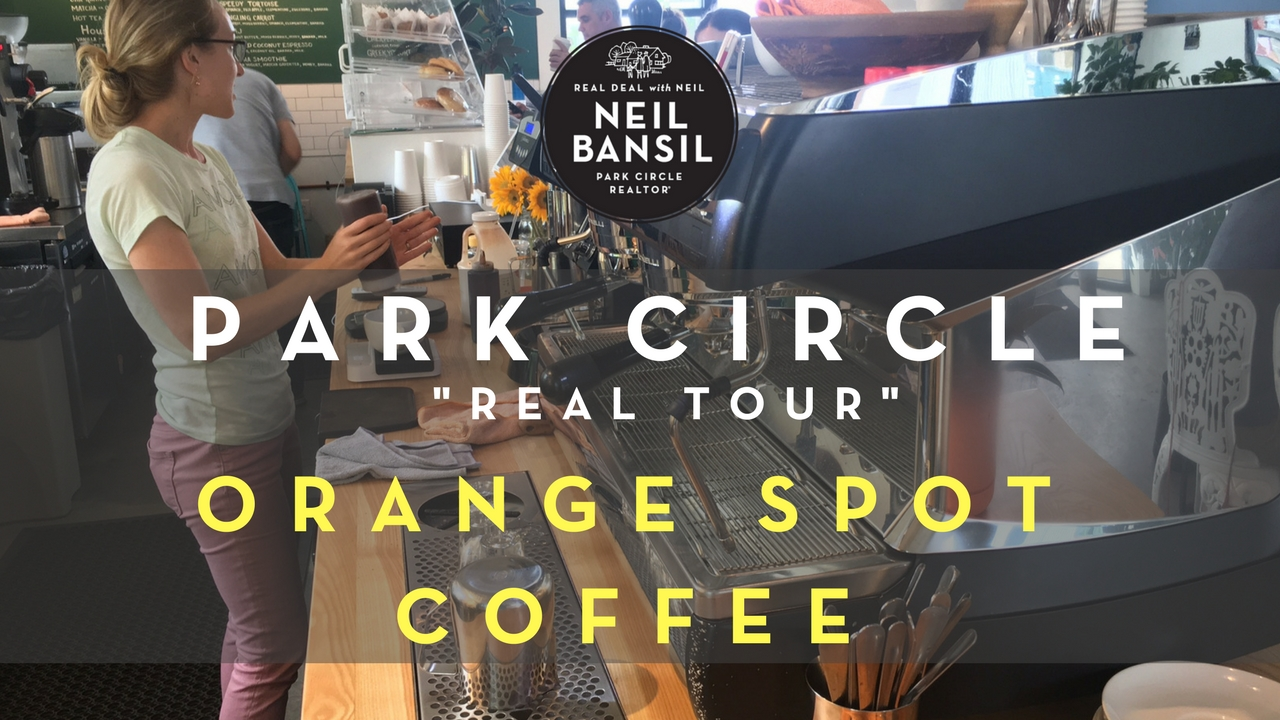 Park Circle Real Tour - Orange Spot Coffee
