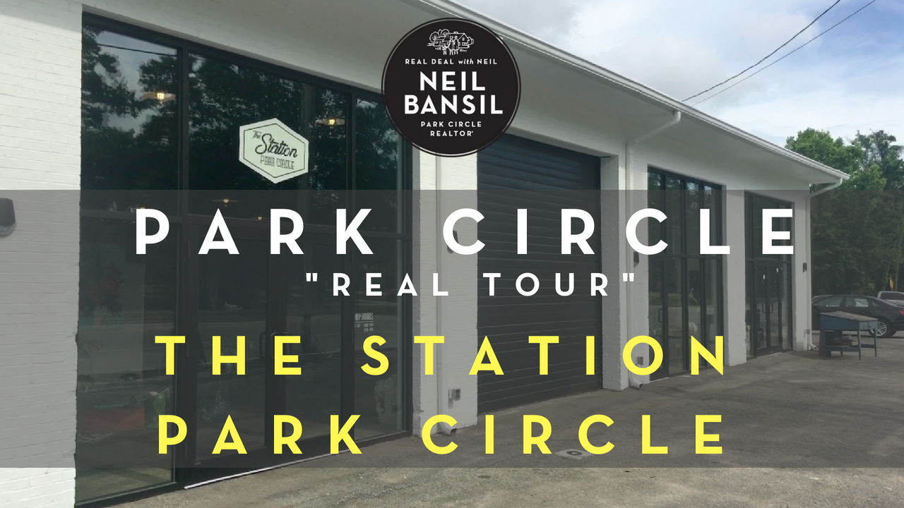 Park Circle Real Tour - The Station Park Circle