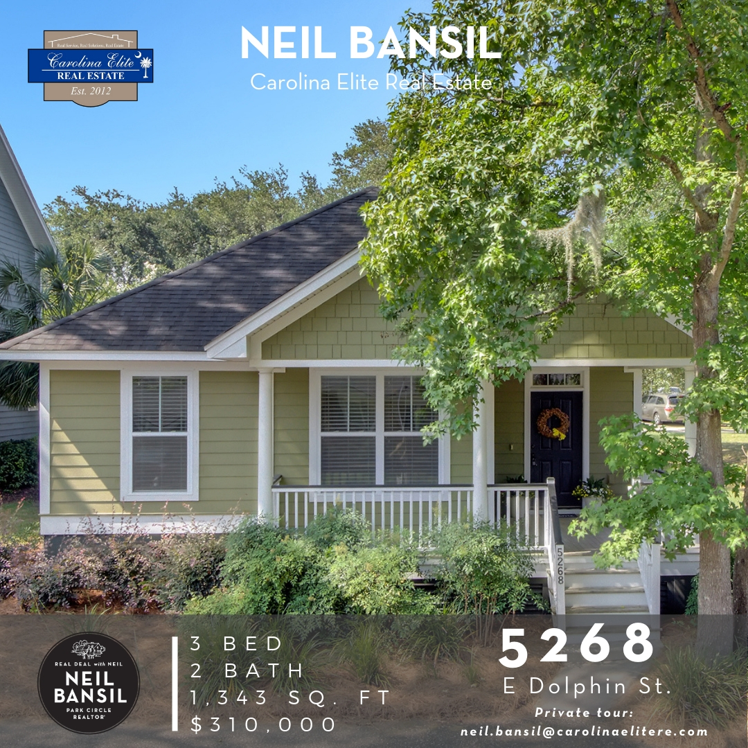 5268 East Dolphin Street - Oak Terrace Preserve Home for Sale - Real Deal with Neil