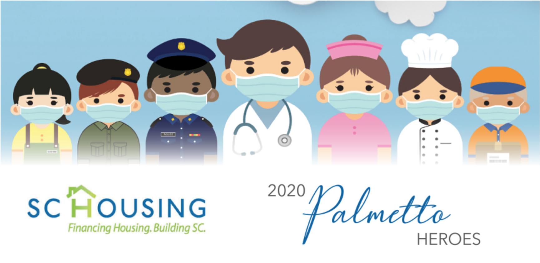 2020 Palmetto Heroes Program - SC Housing