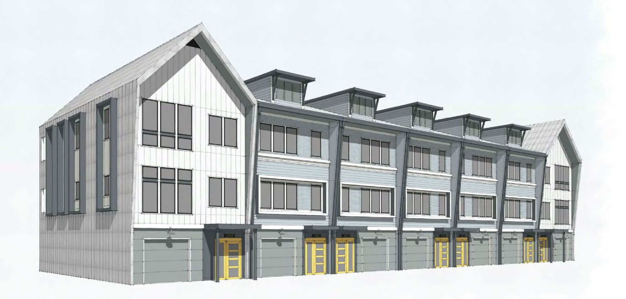 Noisette Towns - Luxury Creek Front Townhomes in Greater Park Circle