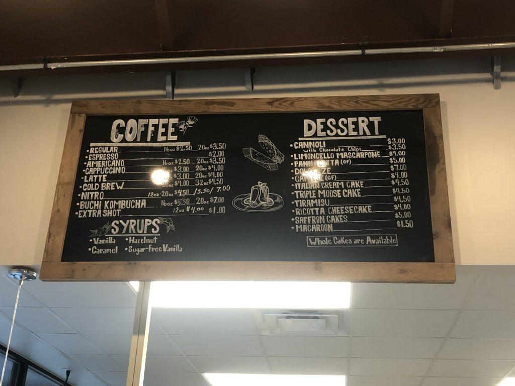 Choice's Gourmet Market and Deli Menu