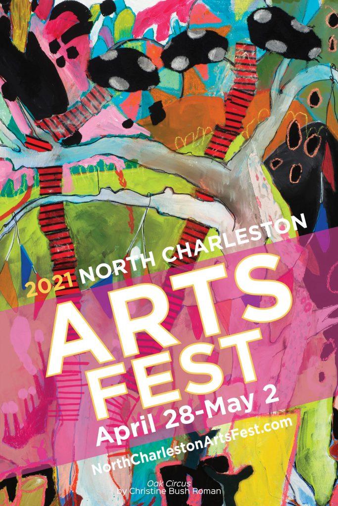 2021 North Charleston Arts Fest