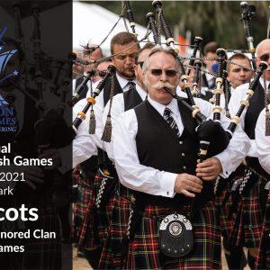 50th Annual Charleston Scottish Games and Highland