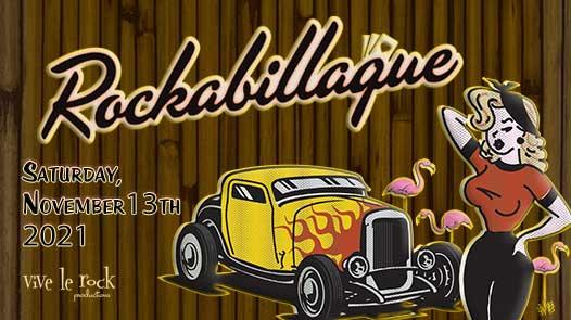 8th Annual Rockabillaque