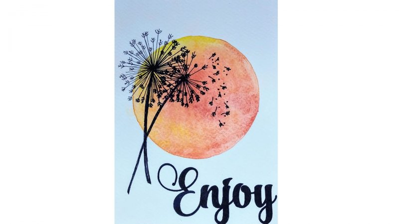 Beginner Watercolor Class - Craft and Canvas