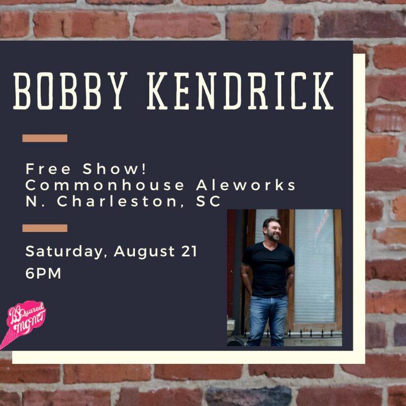 Bobby Kendrick at Commonhouse Aleworks