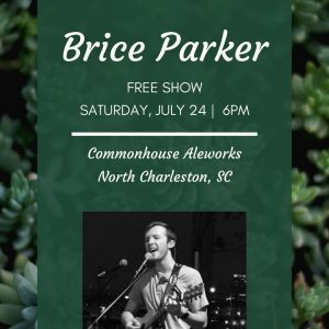 Brice Parker at Commonhouse Aleworks