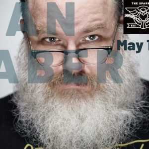 Comedy at The Sparrow with Ian Aber
