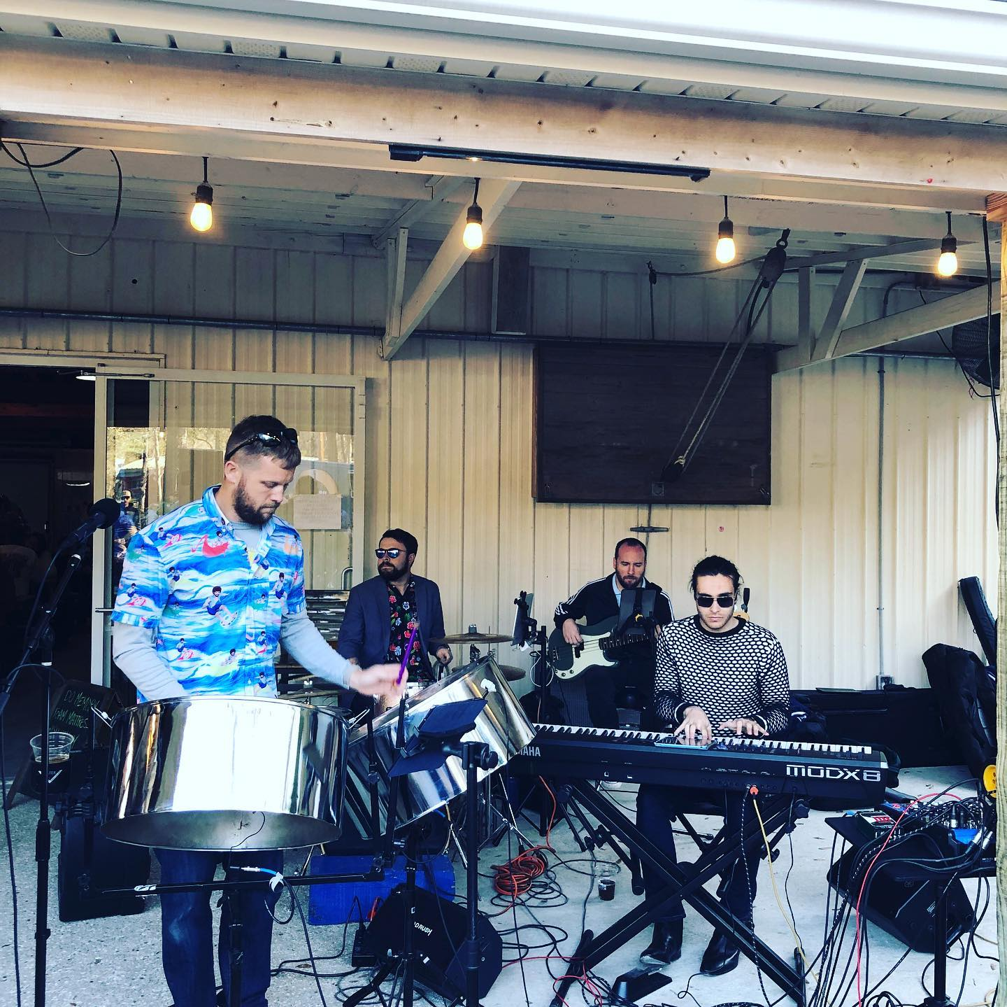 Holy City Steel Collective at Commonhouse Aleworks
