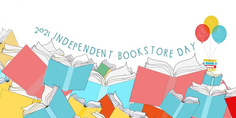 Independent Bookstore Day - Itinerant Literate Bookstop