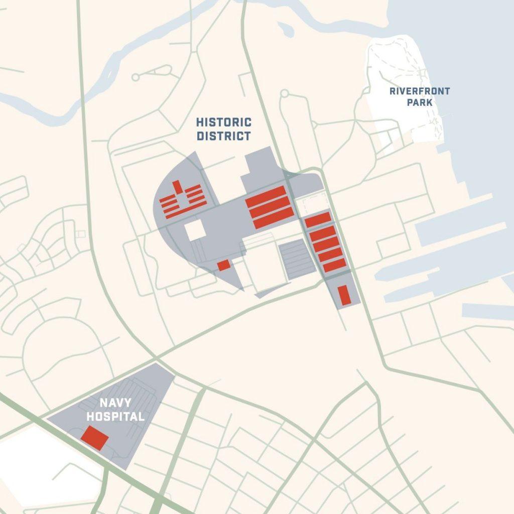 Navy Yard Charleston