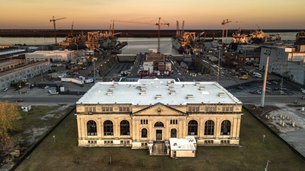 Navy Yard Charleston 3 - Power