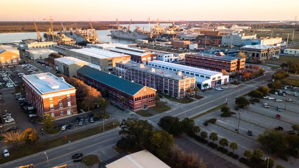 Navy Yard Charleston 4