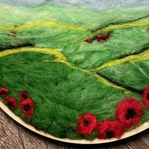 Needle Felting for Beginners with Hannah Lamb