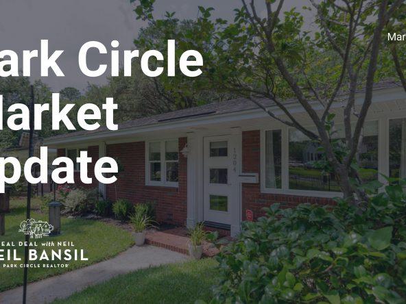 Park Circle Market Update - March 2021