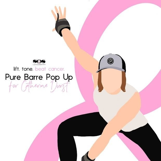 Pure Barre Pop Up at Firefly Distillery