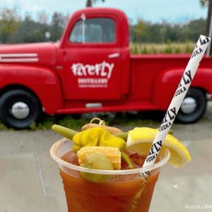 Saturday Brunch Series at Firefly Distillery