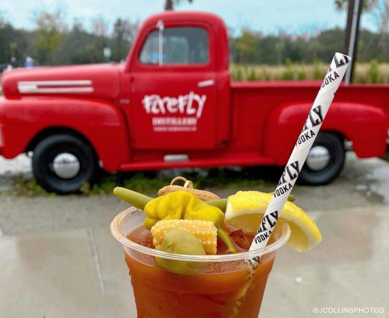Saturday Brunch Series at Firefly Distillery