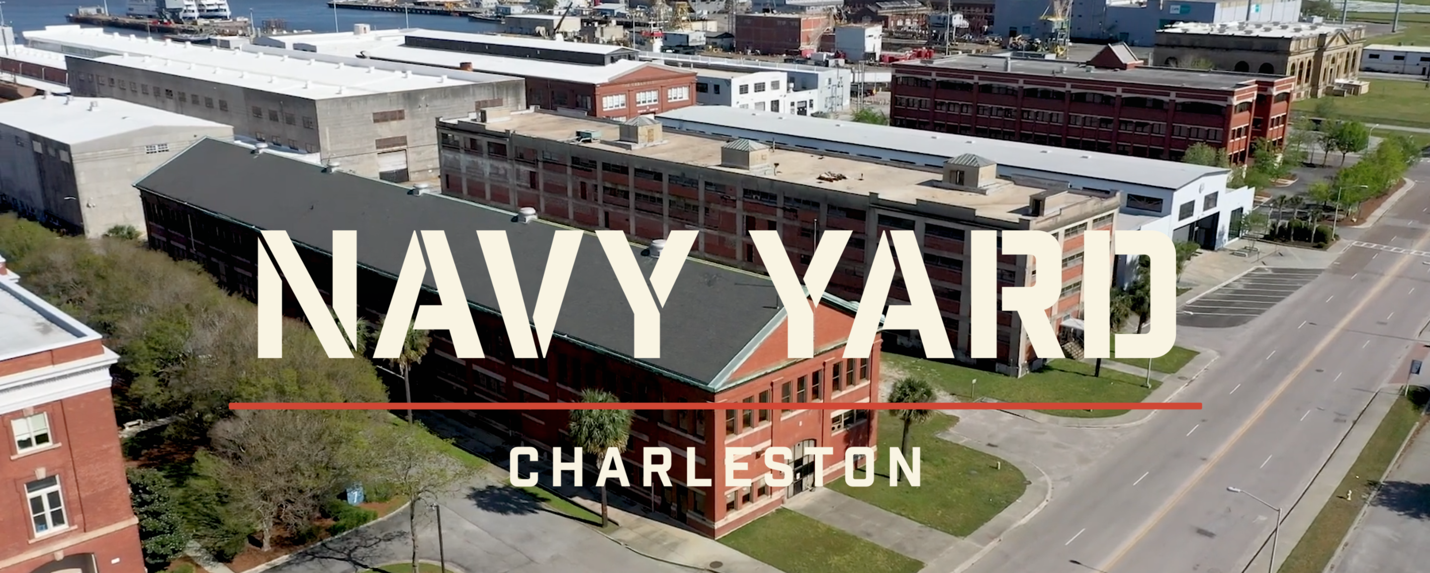 Navy Yard Charleston - Real Deal with Neil
